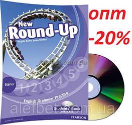 Английский язык /New Round Up/ Student's Book+CD. Учебник с диском, Starter/ Pearson