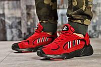Кроссовки Adidas Yung 1 (красные), фото 1