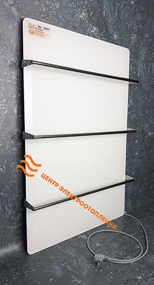 Основные преимущества стекло–керамического полотенцесушителя SunWay SWGT–RA 800