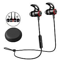 Bakeey Е3В Бездротової Bluetooth супер бас навушники в-вухо навушники з шийним навушники для телефону Android,
