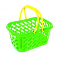 Корзина для покупок (салатовая) KW-04-434