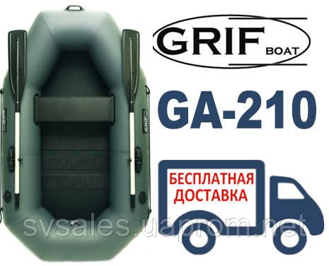 Grif GA-210 лодка 1-местная