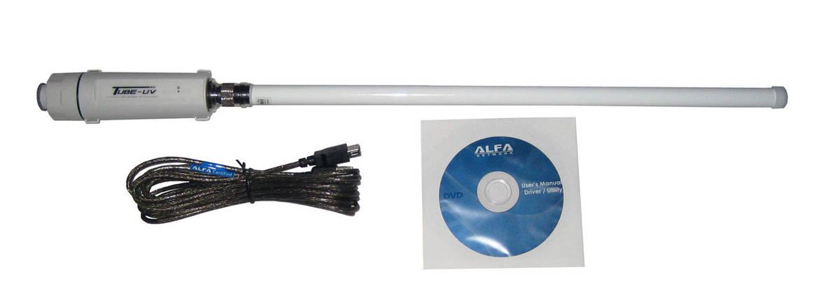 Alfa tube-UV 9dBi antenna v2, фото 2