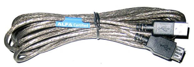 Alfa tube-UV 9dBi antenna v2, фото 3