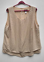 Блуза шифонова  Німеччина Розмір наш 54 ( К-170), фото 2