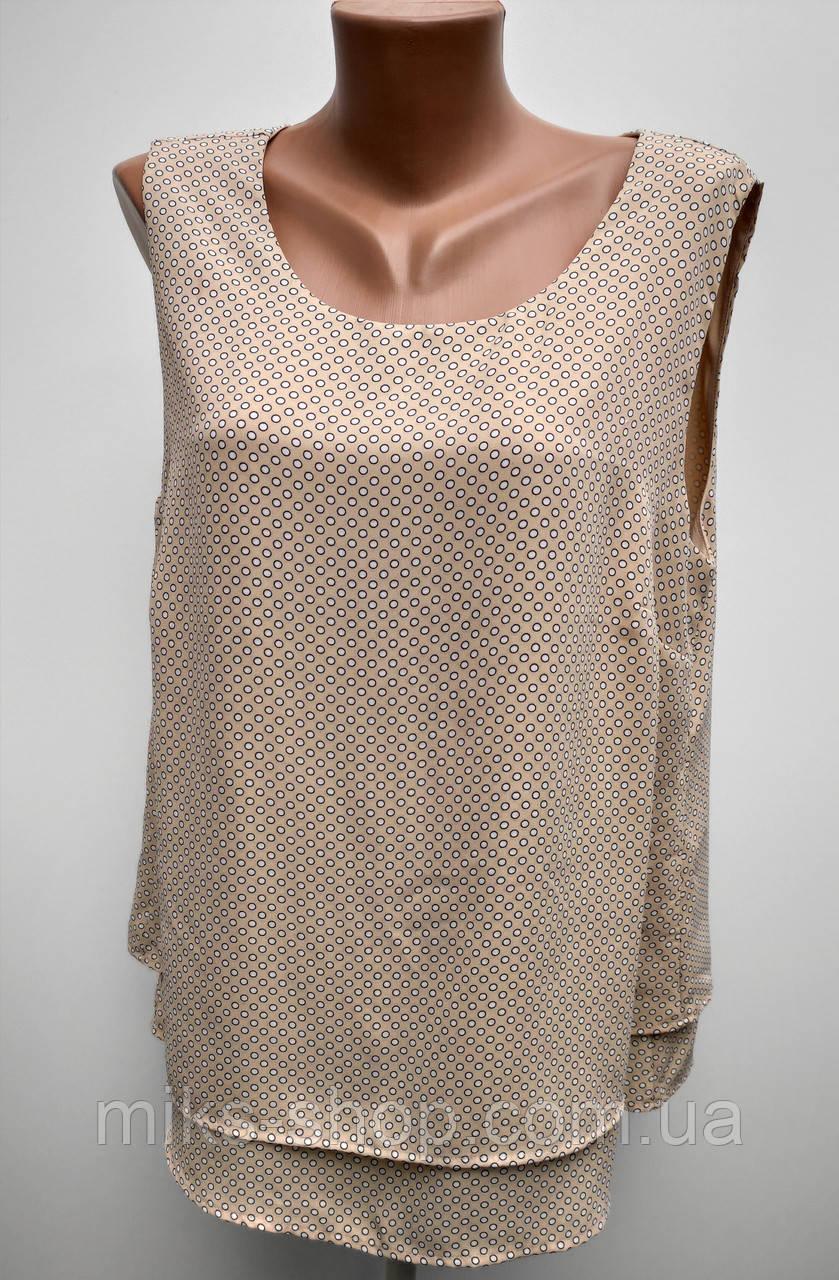 Блуза шифонова  Німеччина Розмір наш 54 ( К-170)