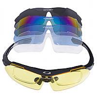 Очки тактические Oakley с поляризацией и сменными линзами TY-0089