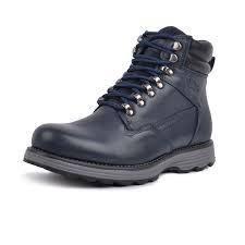 Ботинки Alpine Crown зимние черные