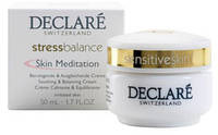 Крем балансирующий с фитокомплексом / Skin Meditation Soothing And Balancing Cream (Stress Balance), 50 мл