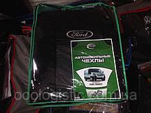 Авточохли Prestige на Ford Transit 1+2 ,Форд Транзит