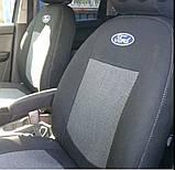 Авточехлы Prestige на Ford Transit 1+2 ,Форд Транзит, фото 3