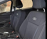 Авточехлы Prestige на Ford Transit 1+2 ,Форд Транзит, фото 7