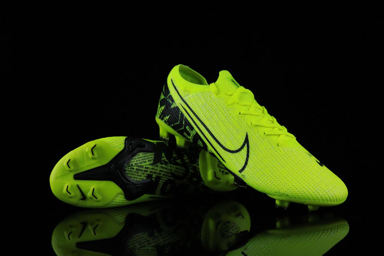 Бутси Nike Mercurial Vapor 13 Elite FG/найк меркуриал вапор еліт