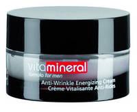Крем энергетический против появления морщин / Anti-Wrinkle Energizing Cream (Men Vita Mineral), 75 мл