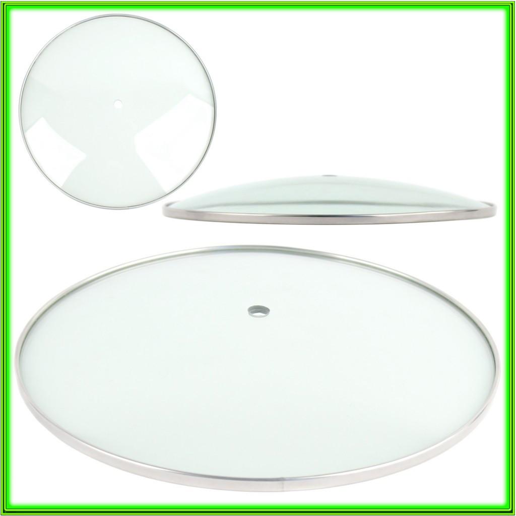 Кришка скляна для каструлі D 27 см /ціна без ручки