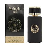 Мужская парфюмерная вода Midnight Oud 100ml. Fragrance World.