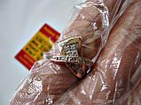 Золотое колечко 3.98 грамма 18 размер ЗОЛОТО 585 пробы, фото 7