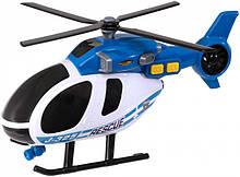 Полицейский вертолет со светом и звуком