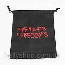 Набор фигурок 5 ночей с Фредди • Фигурки пять ночей с Фредди + мешок, фото 2