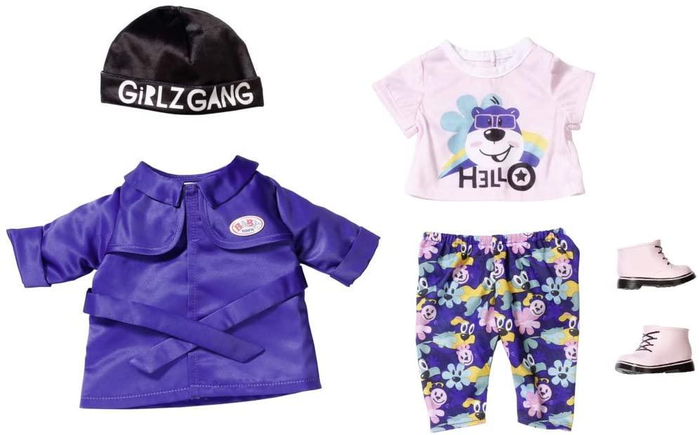 Одежда куклы Беби Борн Baby Born Холодный день Zapf Creation 828151