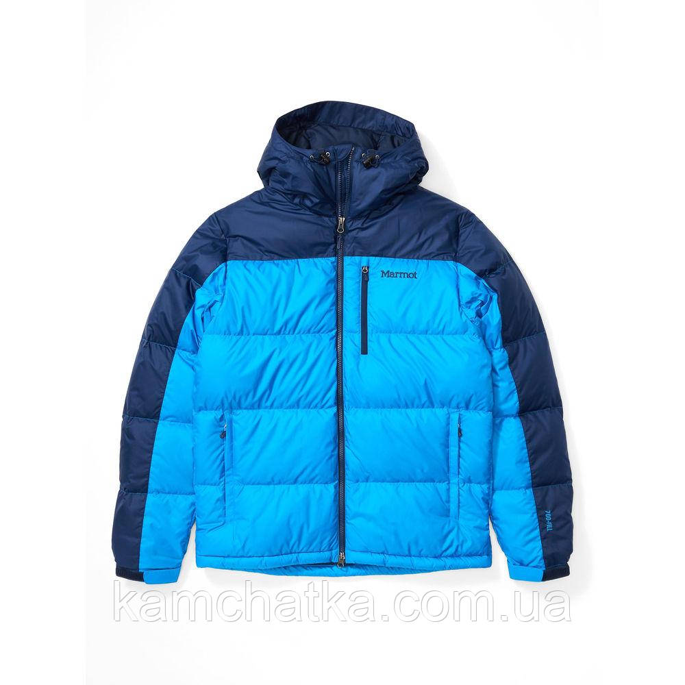Пуховик Marmot Guides Down Hoody 73060 M, Clear Blue/Arctic Navy