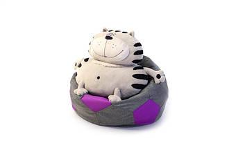 Кресла мешки для детей JJ-BOOM 80 см