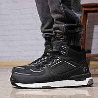 Кросівки чоловічі 18092 ► Chi Sheung (в коробці), чорні . [Розміри в наявності: 40,41,42,43,44,45], фото 1