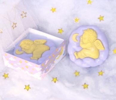 """Подарочное мыло ручной работы """"Лавандовый сон"""""""