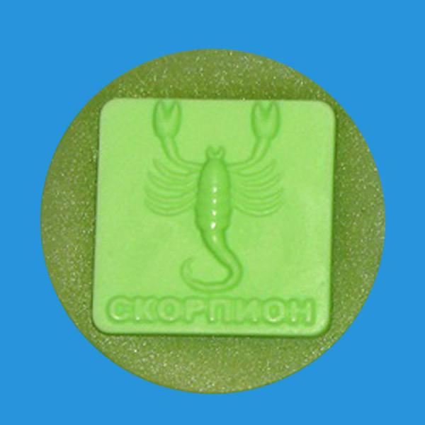 """Подарочное мыло  """"Скорпион"""""""