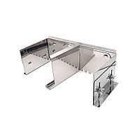 Раздвижная гребенка - конструктор 14х14 для укладки плитки на пол и на стены.