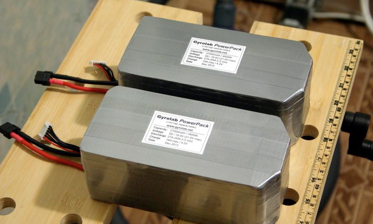 Батареи Li-Ion для электровелосипедов, электроскутеров  - Top-Device в Киеве