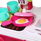 Игровой набор Детская кухня Little Chef Set в чемодане | Детская кухня | Игрушечный чемоданчик с кухней, фото 4