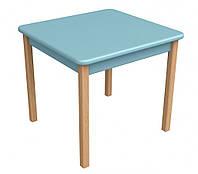 Детский столик МДФ Верес (голубой)