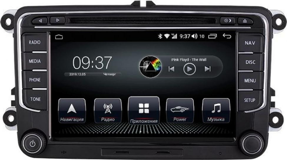 Штатная магнитола AudioSources T200-611SR Volkswagen
