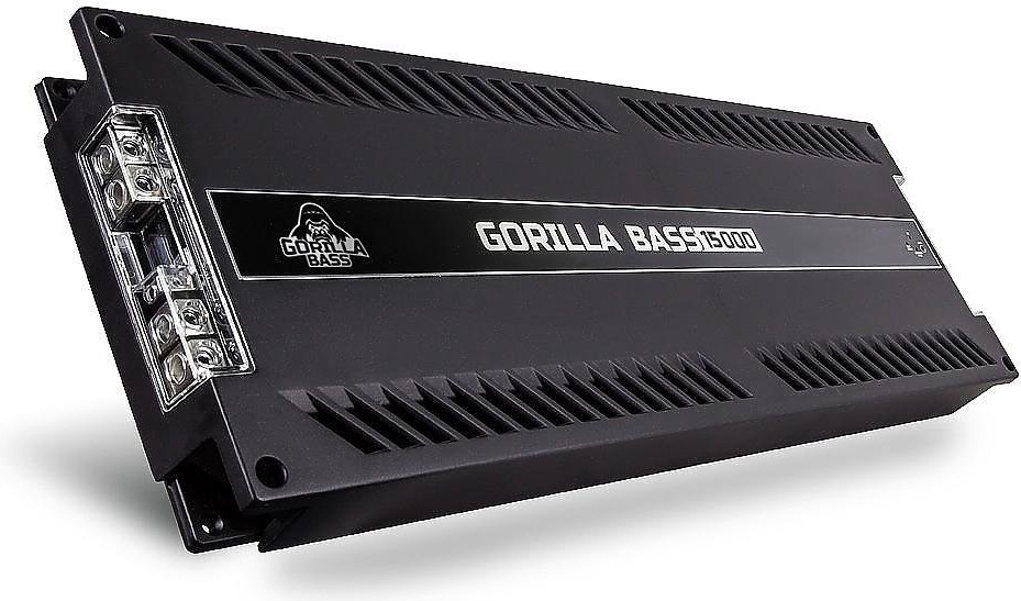 Усилитель Kicx Gorilla Bass 15000