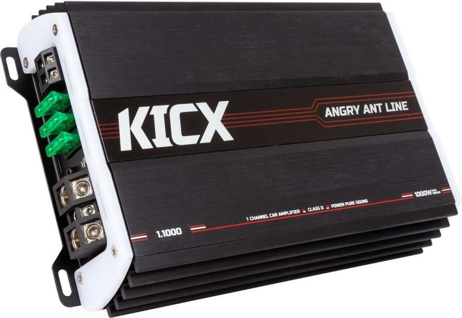 Усилитель Kicx ANGRY ANT 1.1000