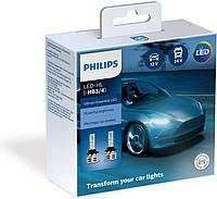 Лампы cветодиодные Philips Ultinon Essential G2 l11005UE2X2 HB3/HB4 24W 12-24V 6500K
