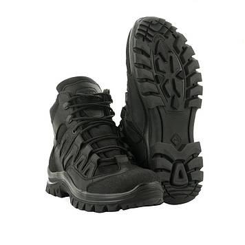 M-Tac черевики тактичні польові Mk.2 R Black чорні