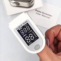 Пульсометр беспроводной Pulse Oximeter / Пульсометр оксиметр на палец