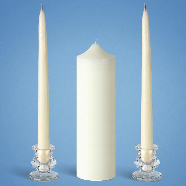 """Набор свадебных свечей """"Семейный очаг"""", EL-109"""
