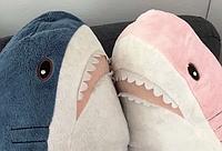 Акула IKEA Оригинал.Синяя,розовая 80/100см