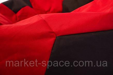 Кресло мяч «BOOM» 60см красно-коричневый, фото 2
