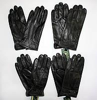 Перчатки мужские кожаные № Б42