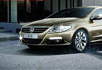 Штатные дневные ходовые огни (DRL) для VW Passat CC 2008+ T2