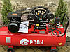 Компрессор воздушный ременной Edon OAC-100/2400 2400 Вт 440 л/мин