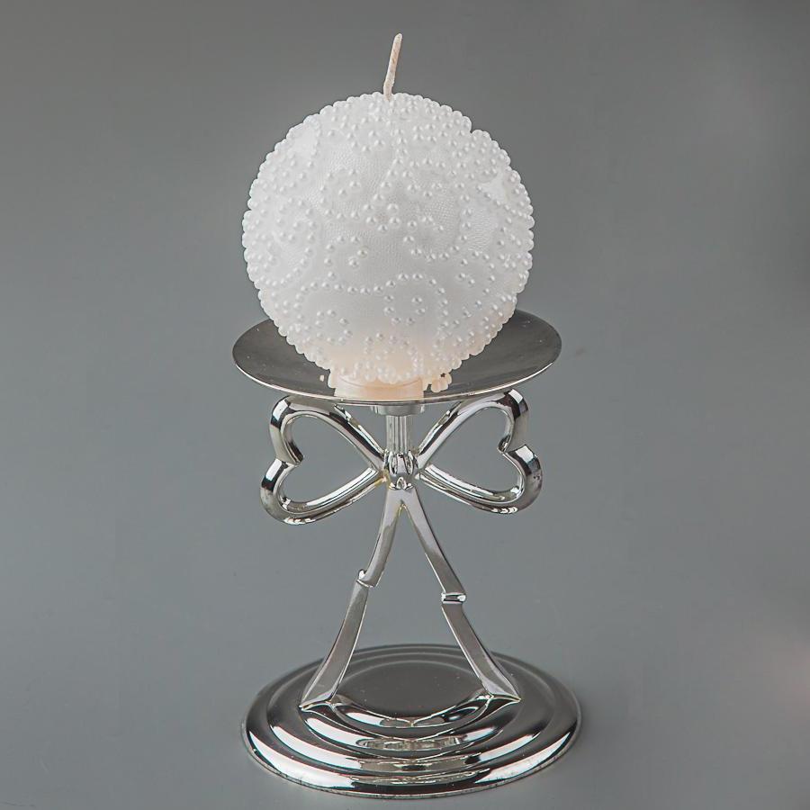 Большая свадебная свеча