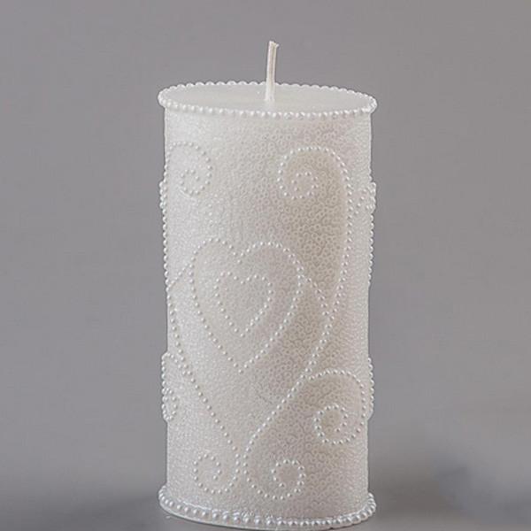Большая свадебная свеча Y-066Q
