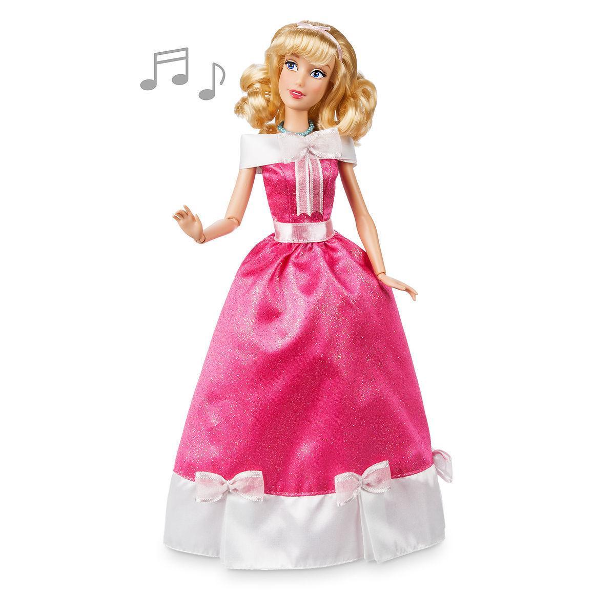 Кукла Поющая Золушка Дисней Cinderella Singing Doll