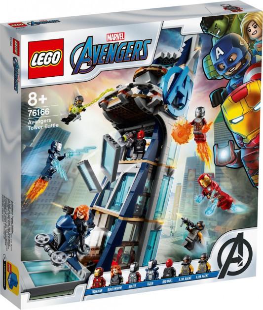 Lego Super Heroes Битва за Вежу Месників