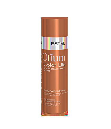 Бальзам сияние для окрашенных волосEstel  OTIUM Color life